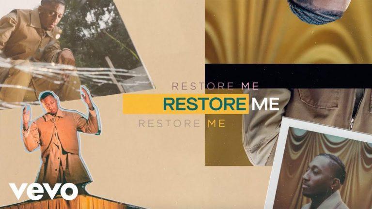 Lecrae Restore ME Mp3 Download