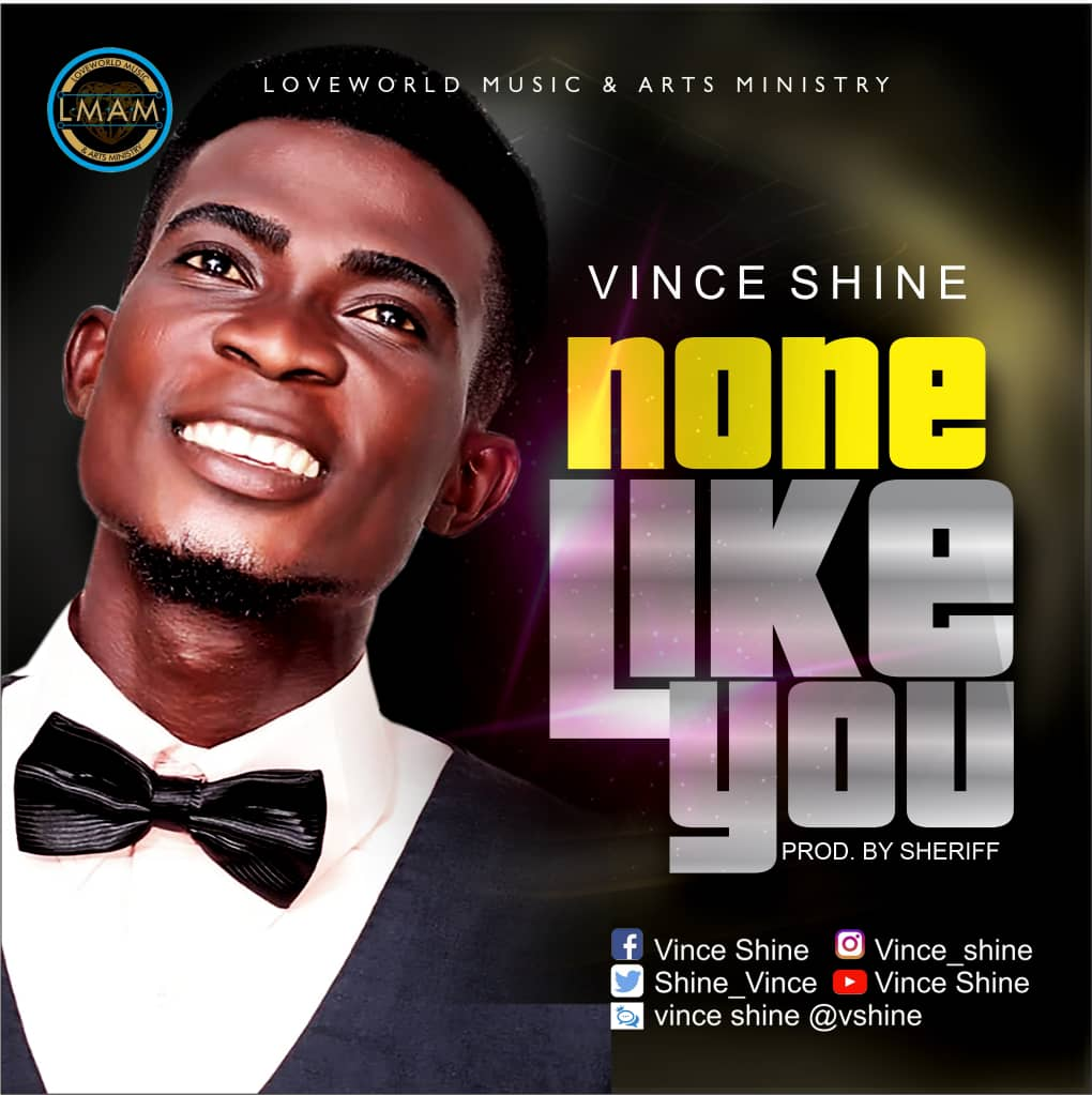 DOwnload M3 Vince Shine - None Like You