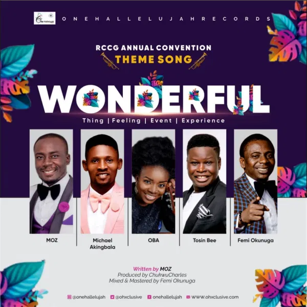Download Mp3 RCCG Convention Theme SOng