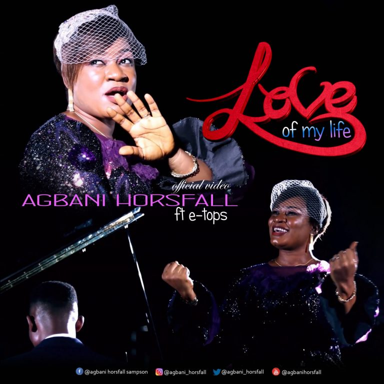 Agbani Horsfall - Love of my life Video