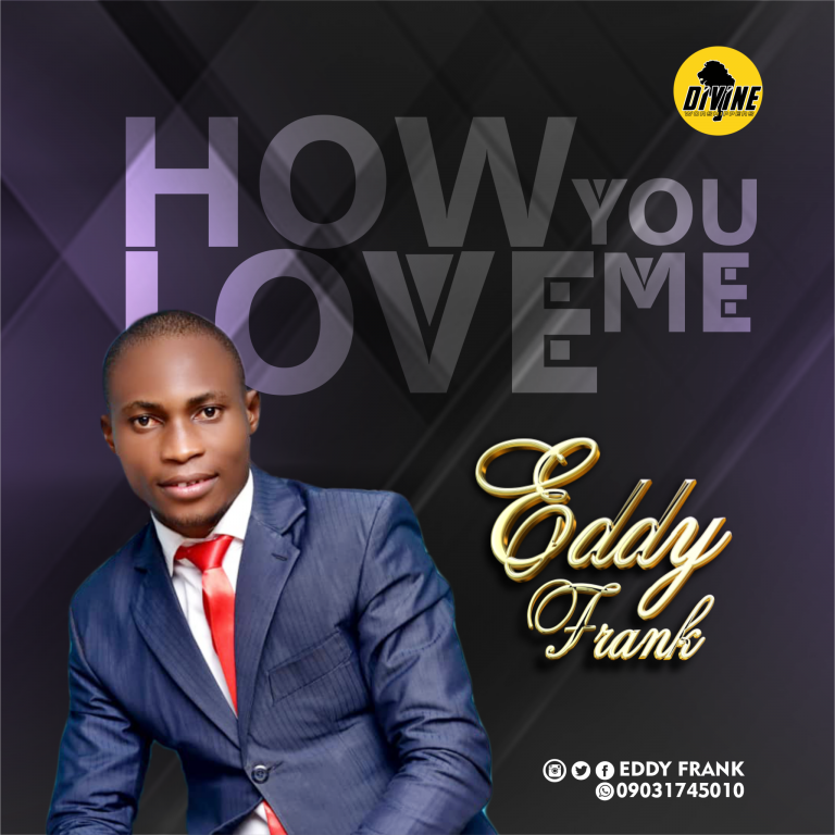 Eddy Frank - How You Love Me MP3 DOwnload