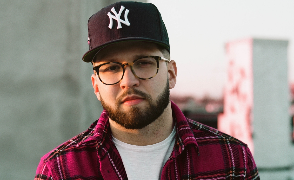 Andy Mineo Always in a Rush