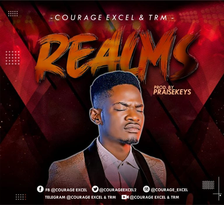 Courage Excel - Realms MP3 Download