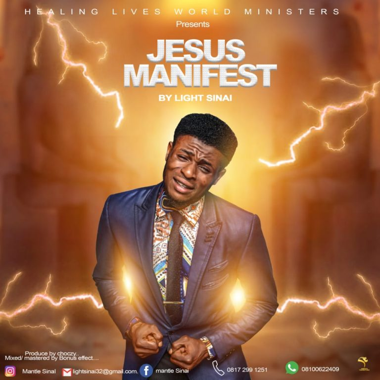 Light Sinai - Jesus Manifest MP3 Download