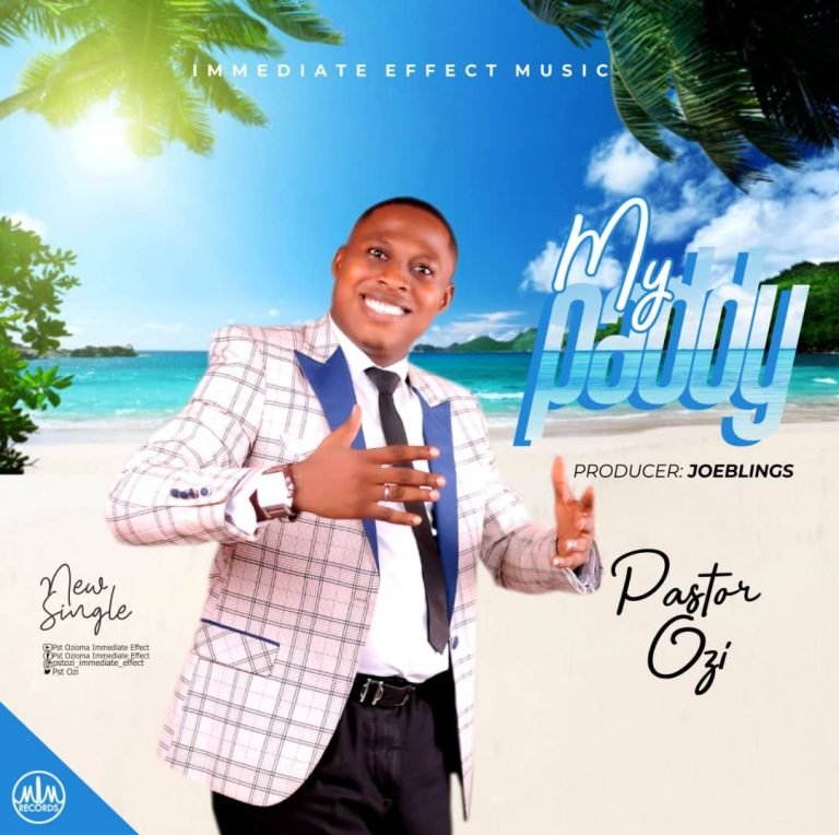 Pastor Ozi My Paddy