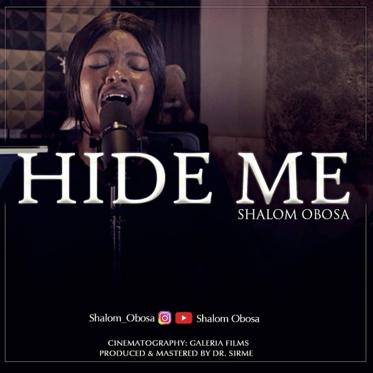 Shalom Obosa Hide Me Mp3