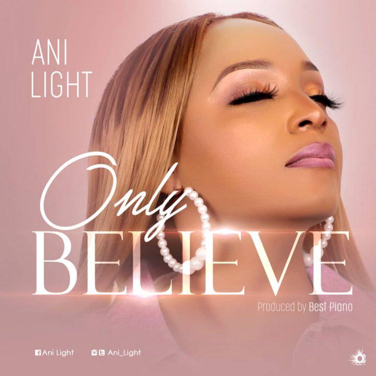 Ani Light - Only Believe Art