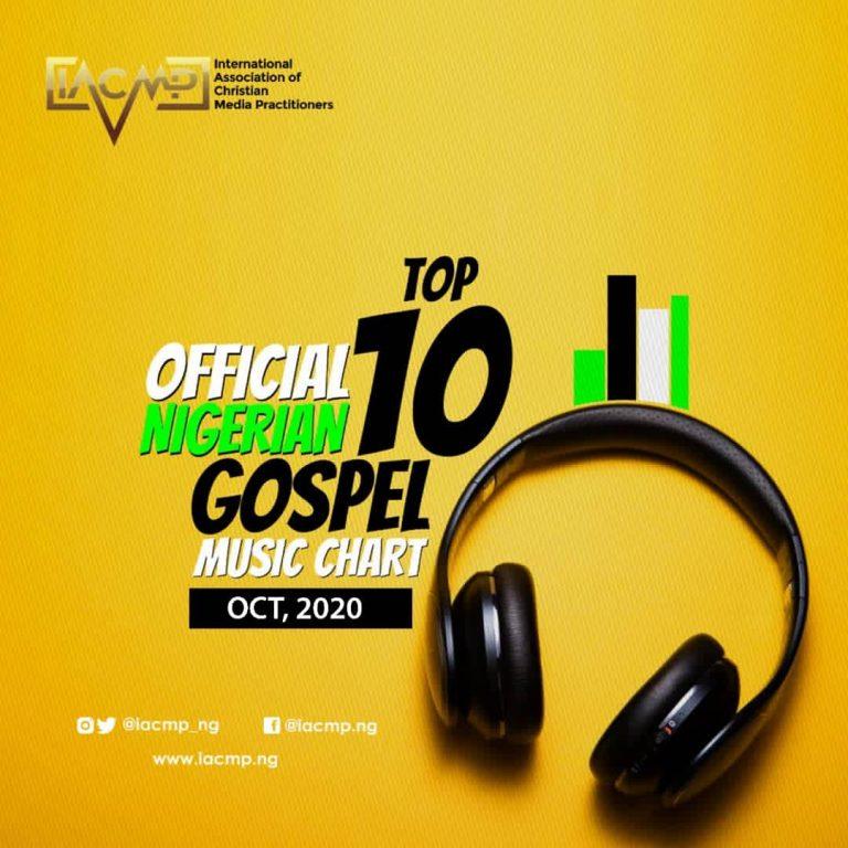 IACMP Top 10 Gospel Music October
