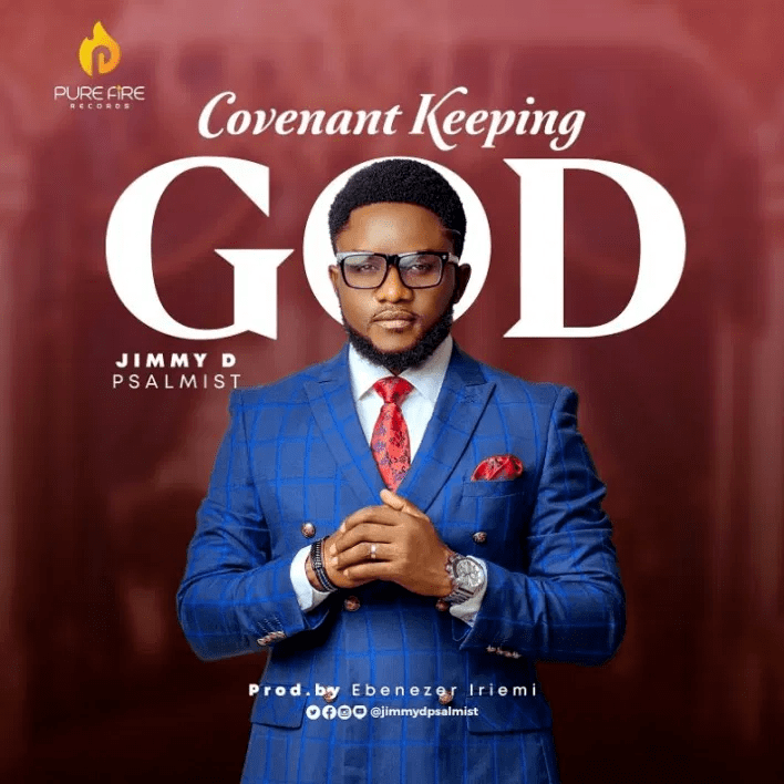 Jimmy D Psalmist - Covenant Keeping God MP3