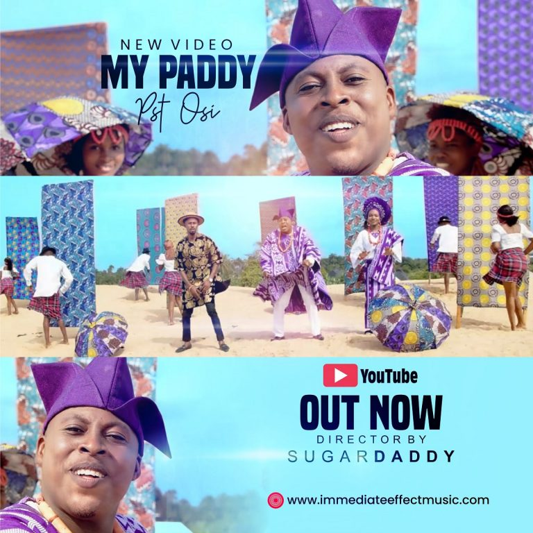 Pastor Ozi - My Paddy (Official Video)