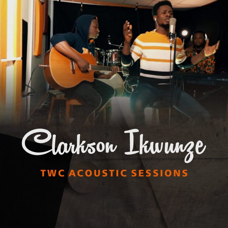 TWC Acoustic Sessions - Clarkson Ikwunze