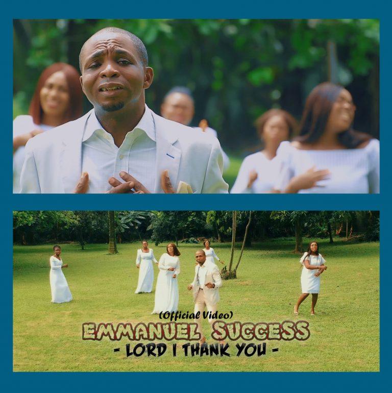 Emmanuel Succcess Lord I Thank You