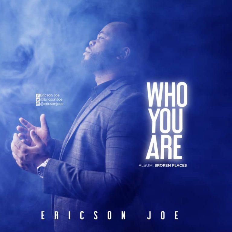 Ericson Joe Who You Are MP3 Download