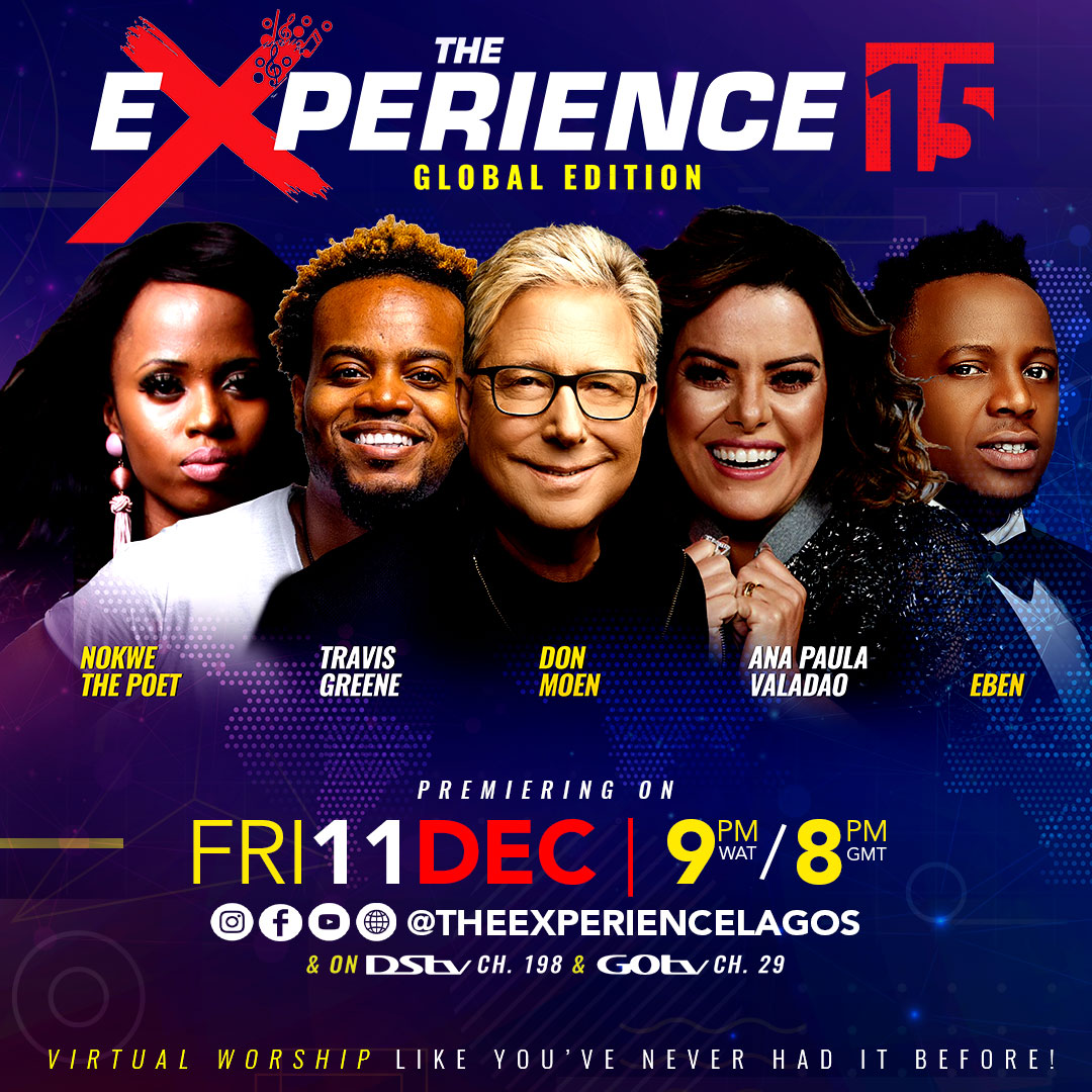 The Experience 2020 Dates