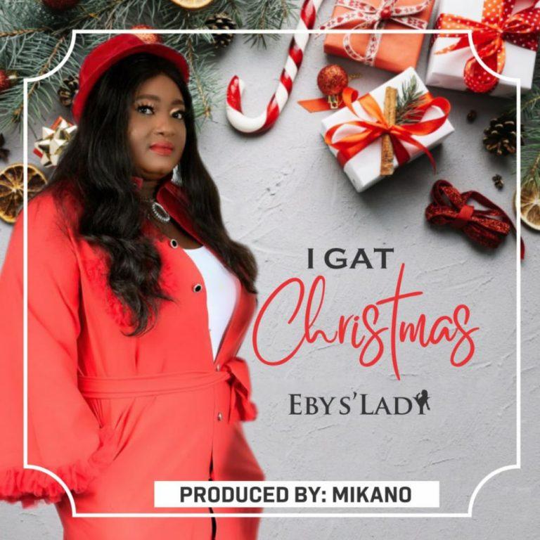 Ebys Lady I gat Christmas