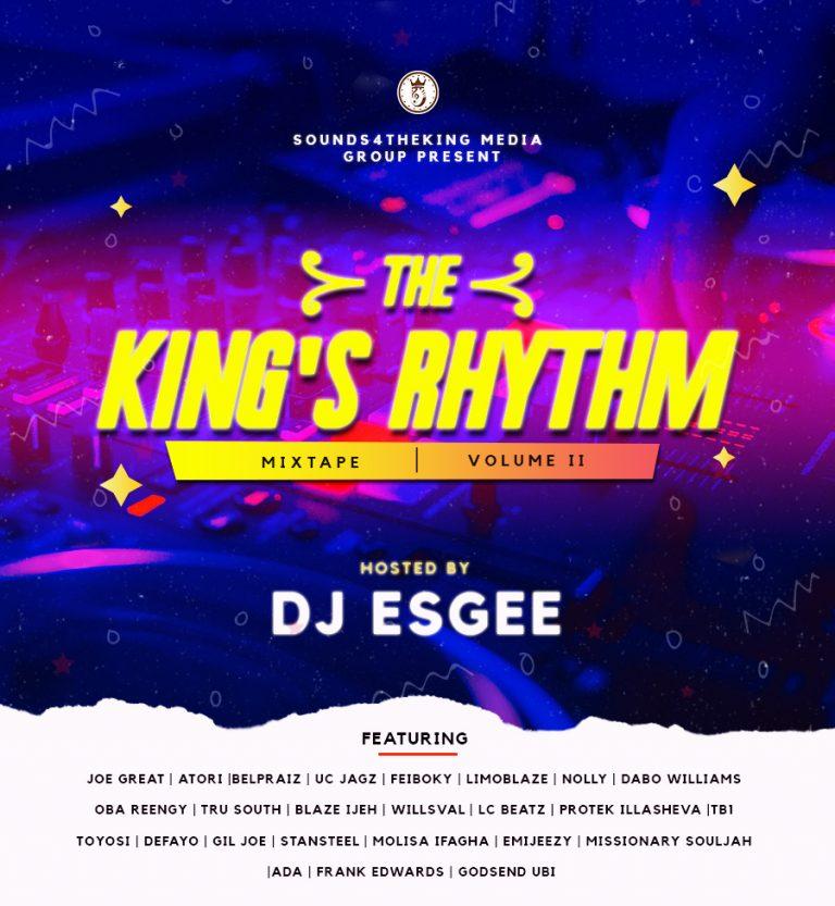 The King's Rhythm Mixtape by Sounds4TheKing