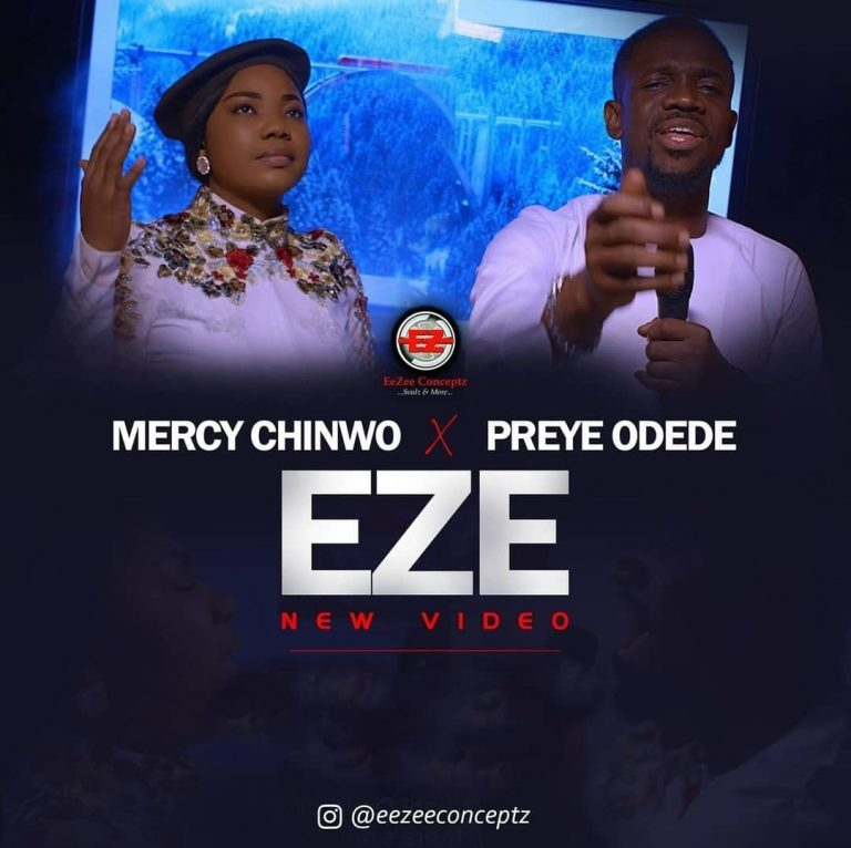 Mercy Chinwo ft Preye odede Eze