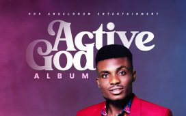 Active God by Ejis Chile Album Download