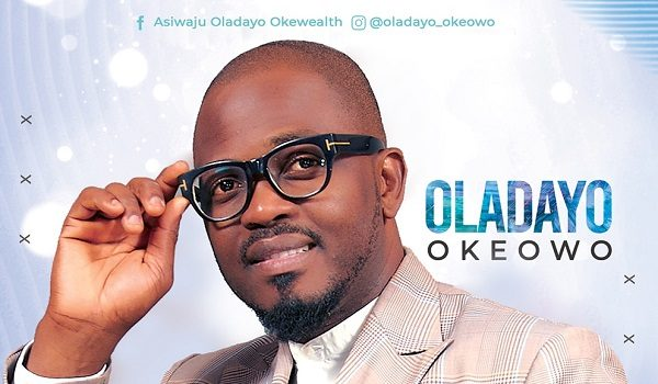 I Give It To You God - Oladayo Okeowo