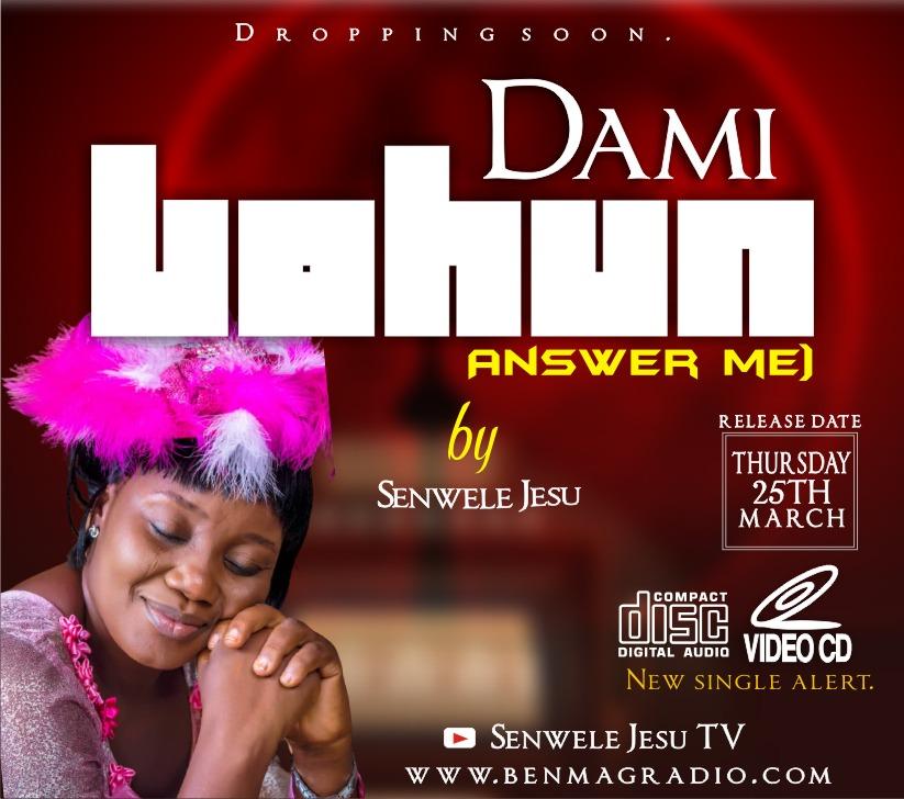 Dami Lohun by Bukola Akinade Mp3 Download