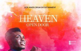 Open Heaven Door by Ejis Chile