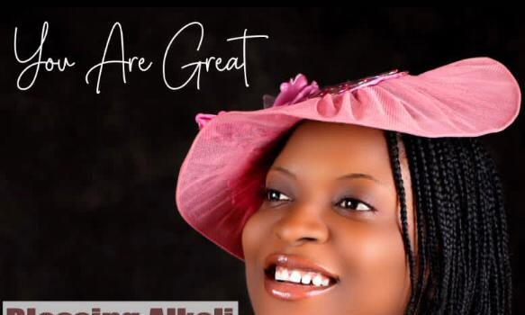 You are Great by Blessing Alkali
