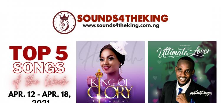 Top 5 Gospel Songs April