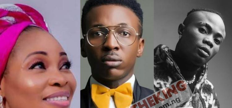 Controversial Gospel Musicians in Nigeria