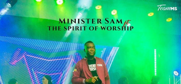 Minister Sam I Will Declare