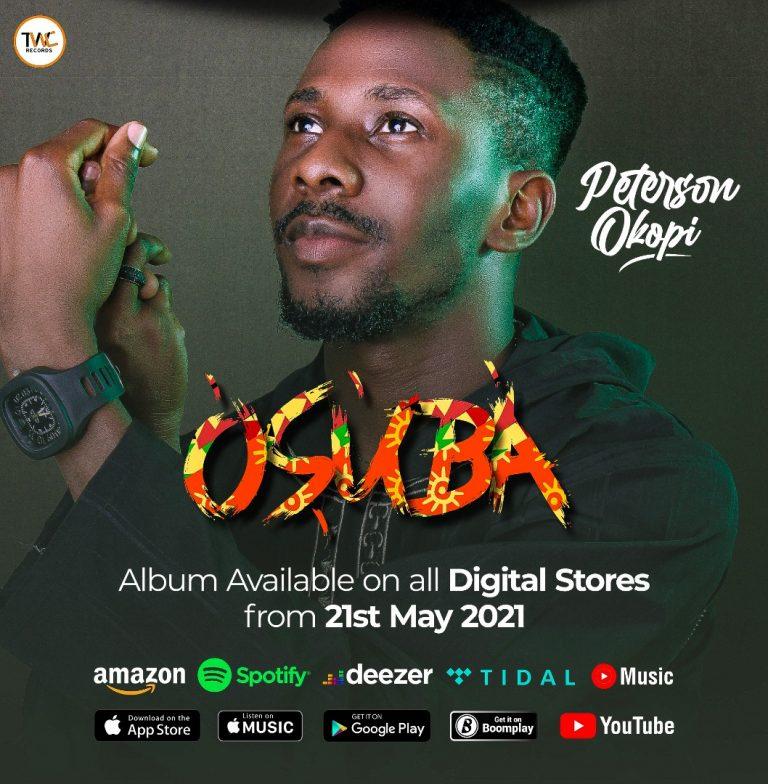 Peterson Okopi Osuba Album