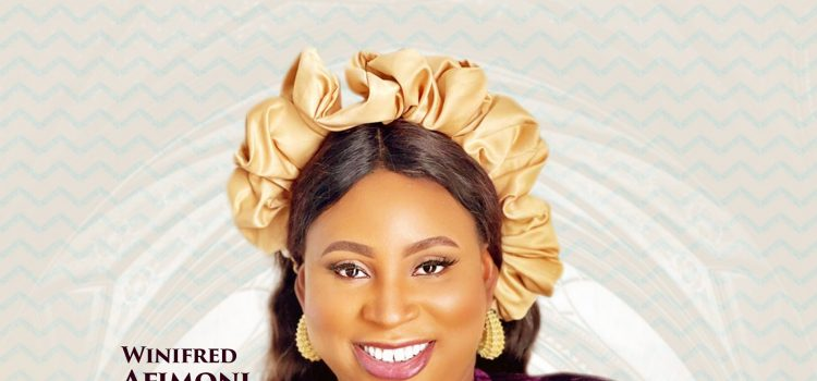 Winifred Afimoni Jesus is Here Mp3 Download