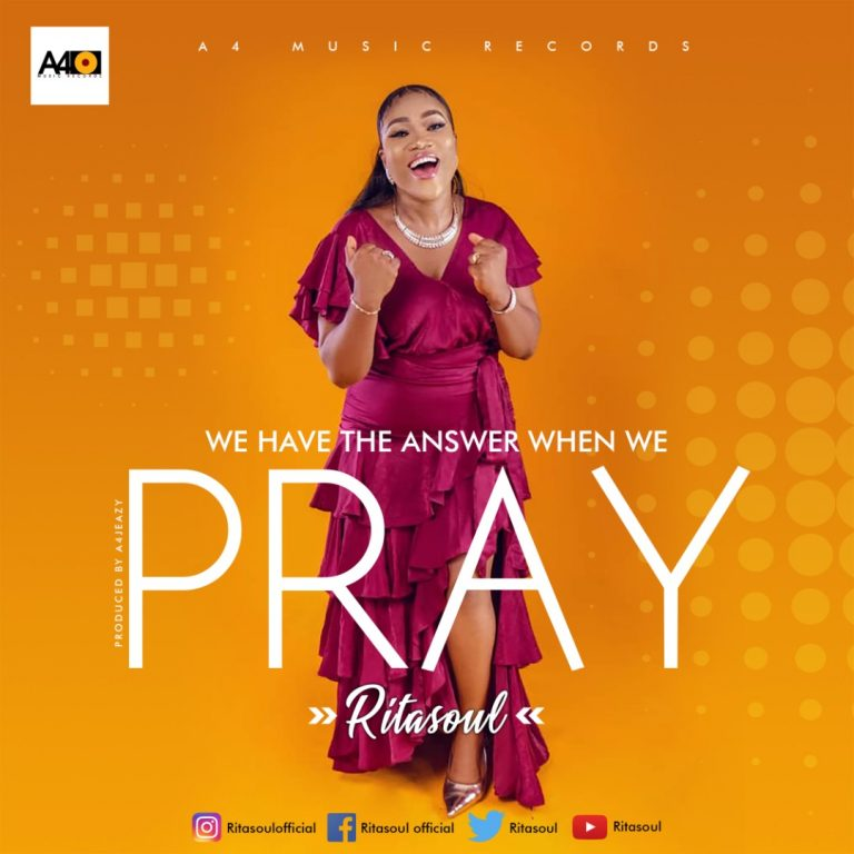 Ritasoul We Have the Answer When We Pray