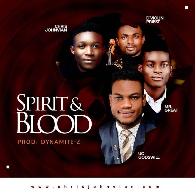 UC Godswill Spirit and Blood