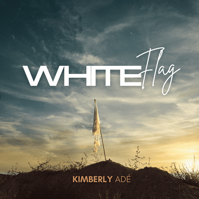 Kimberly Ade White Flag
