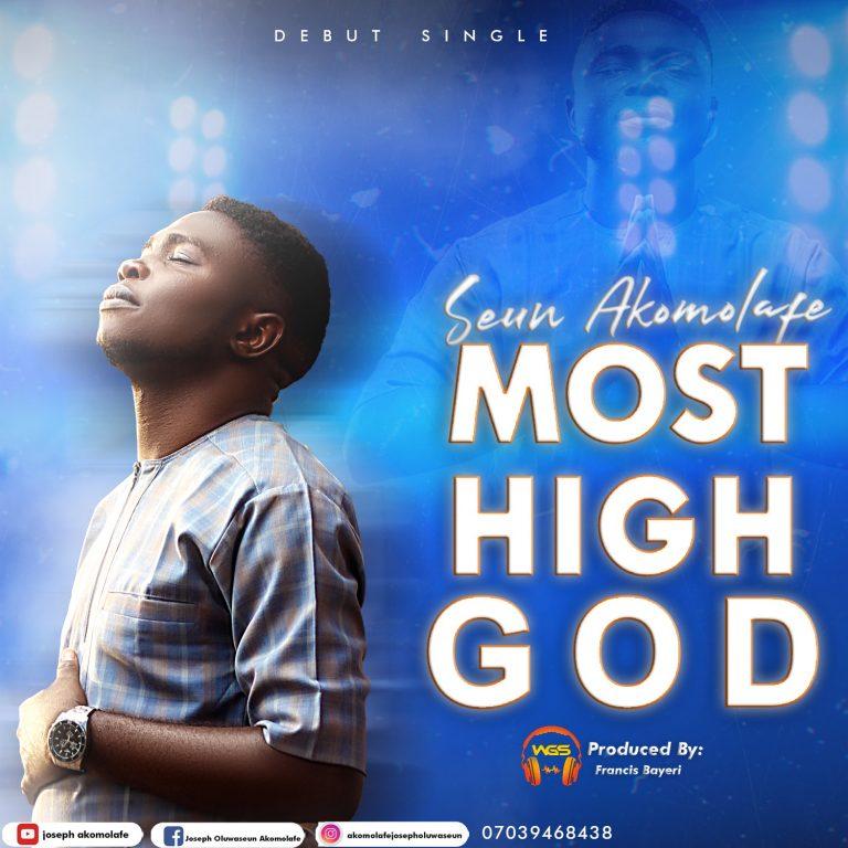 Seun Akomolafe Most High God
