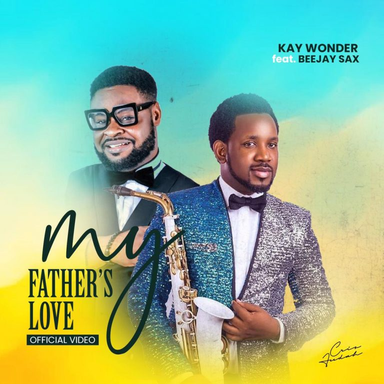 Download Mp3 My Father's Love by Kay Wonder