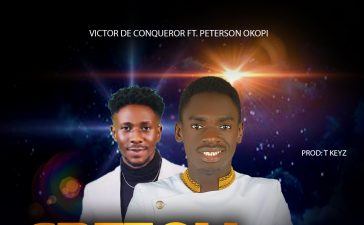 Victor De Conqueror Sppechless Worship