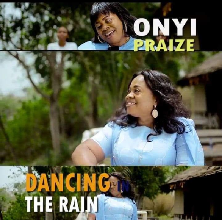 DANCING IN THE RAIN - Onyi Praize