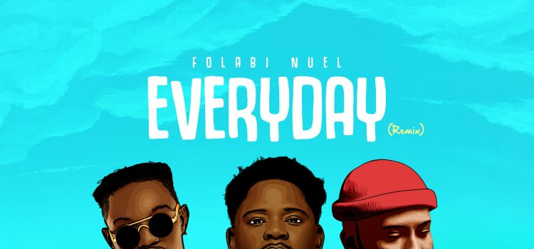 Download MP3 Everyday Remix Folabi Nuel