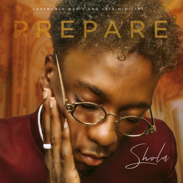Shola Sparks Prepare