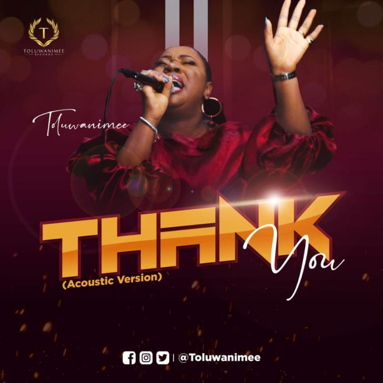 Download Mp3 Thank You by Toluwanimee