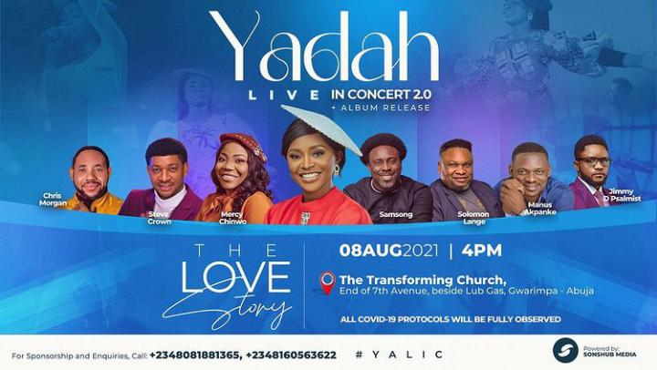 Yadah YALIC 2.0