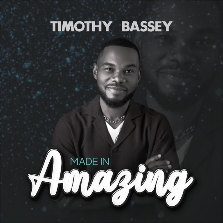 Timothy Bassey Made in Amazing