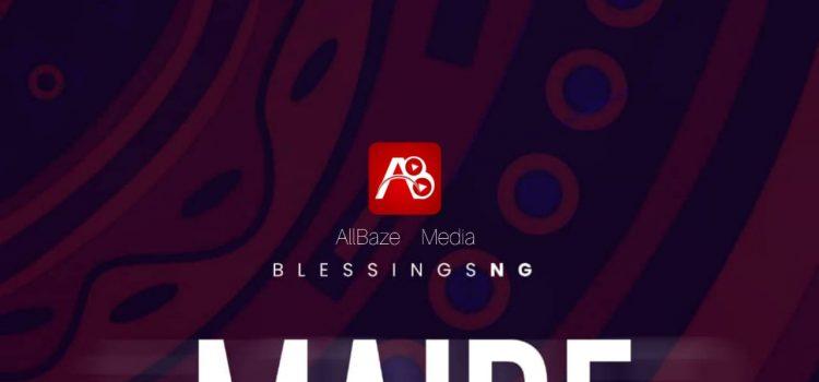 Blessing NG Maide
