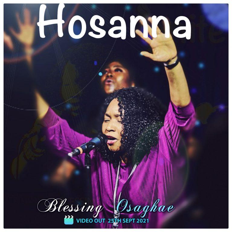 Blessing Osaghae Hosanna