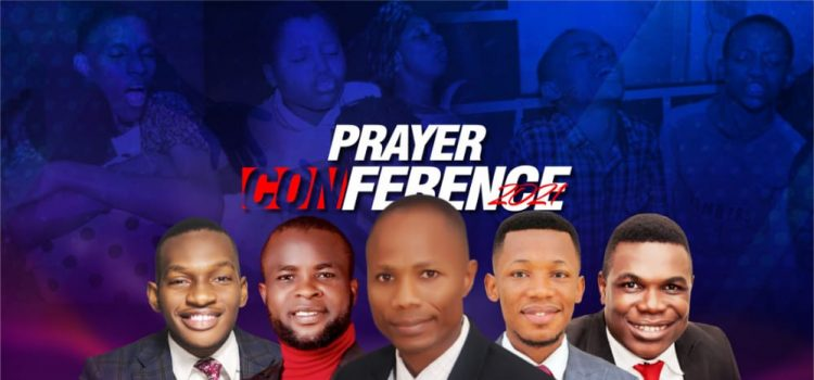 Prayer Conference 2021 - Come Up Hither